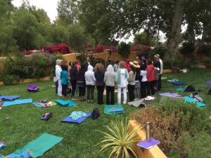 2016-06-11 Yoga Day Closing Circle