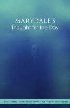 Marydale's Thought for the Day Book